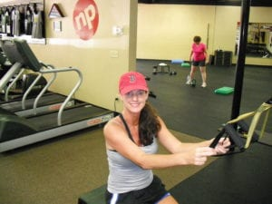 Amy Reid Workout